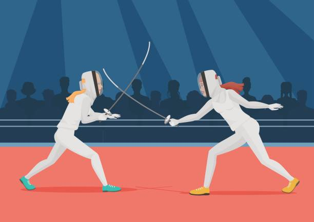Sports Clipart - Free Fencing Clipart to Download
