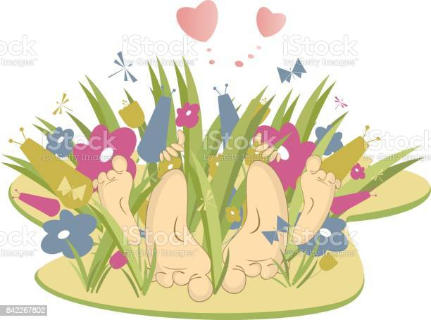 Two people make love lying on the grass isolated vector id842267802?b=1&k=6&m=842267802&s=612x612&h=ihovkbqu52kpwhurqk26sfwpkhasns8uahbs22akdpq=