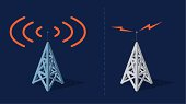 communications tower-