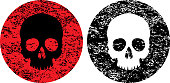 Two Skull icons