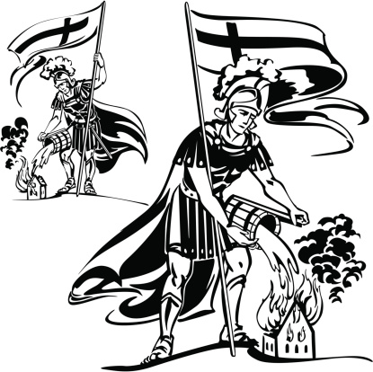 Two St Florian themes