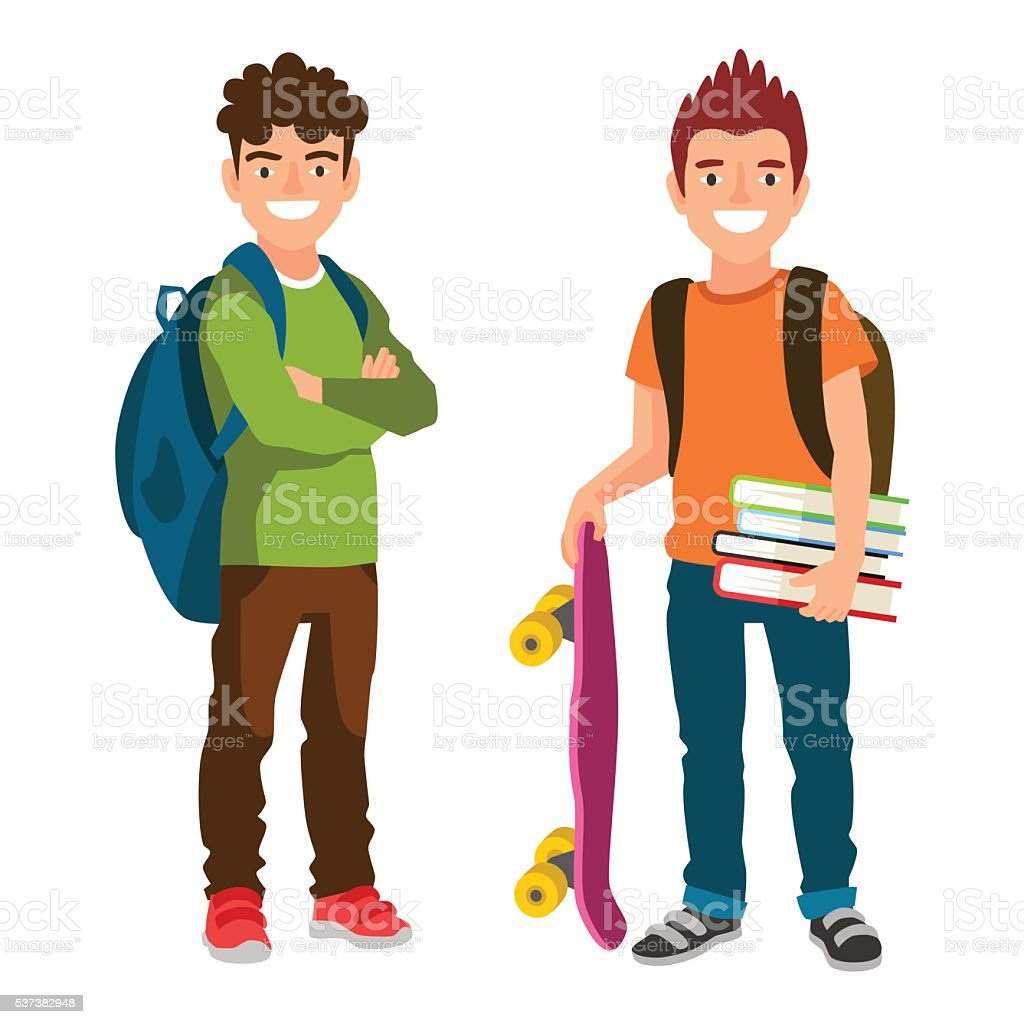 royalty free college sweater clip art vector images illustrations rh istockphoto com college student clip art images college student studying clipart