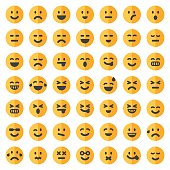 Two tone emoji set 1