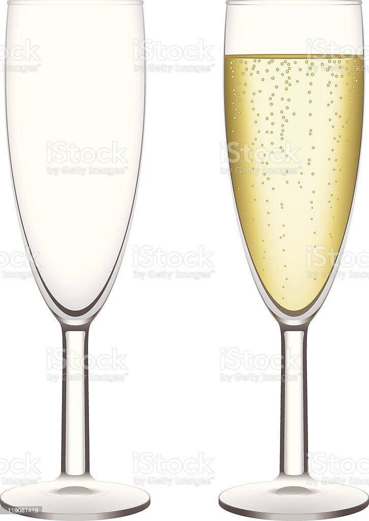 champagne flute cartoon vector images 43 - 434×612