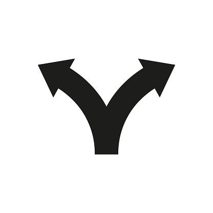 雙向方向箭頭向量圖示向量圖形及更多2號圖片