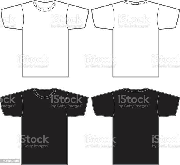 Two white and two black tshirts vector id462389835?b=1&k=6&m=462389835&s=612x612&h=tdflzjesgutihtapyw4zm6seyu4r5zvchc tv2n8gmi=