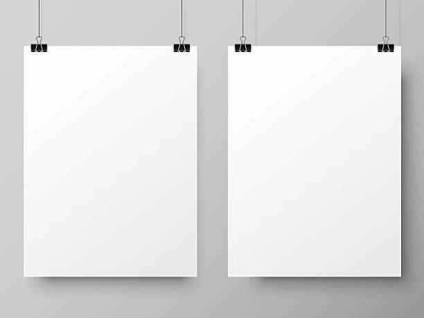 royalty free blank poster clip art vector images illustrations