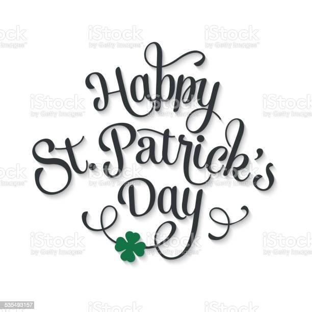 Typographic saint patricks day greeting card vector id535493157?b=1&k=6&m=535493157&s=612x612&h=x1i as9hwd1xqqd4qybco i1 d fa4evvdj4pawqjlm=