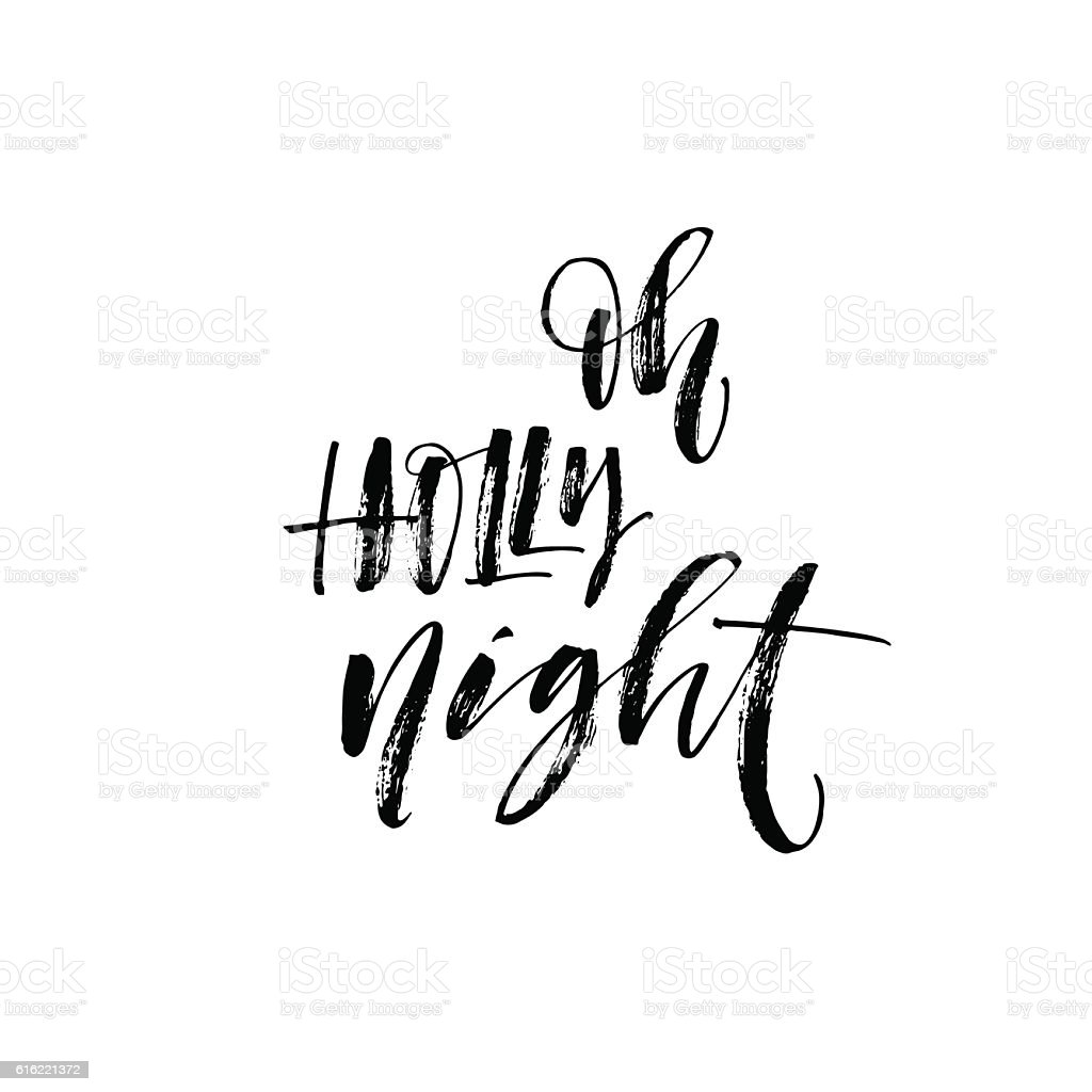 typography, calligraphy, type, font, script, print, text, phrase vector art illustration