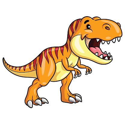 Tyrannosaurus Rex Cartoon