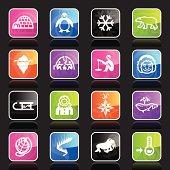 Ubergloss Icons - Arctic