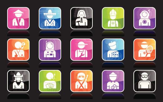 Ubergloss Icons - Professions