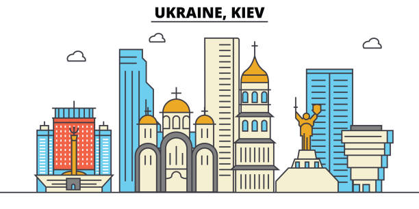 Kiew - Illustrationen und Vektorgrafiken - iStock
