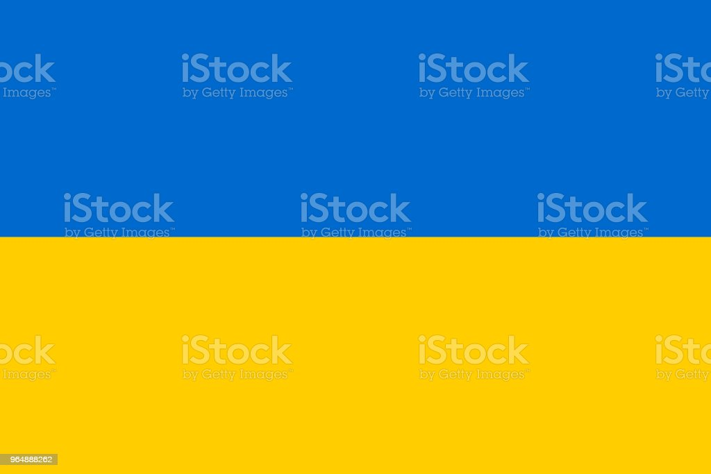 Ukrainian flag vector royalty-free ukrainian flag vector stock vector art & more images of accuracy
