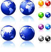 Ultimate globe collection