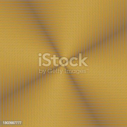 istock Ultra fine pattern, matrix of squares, rotating gradient 1302667777