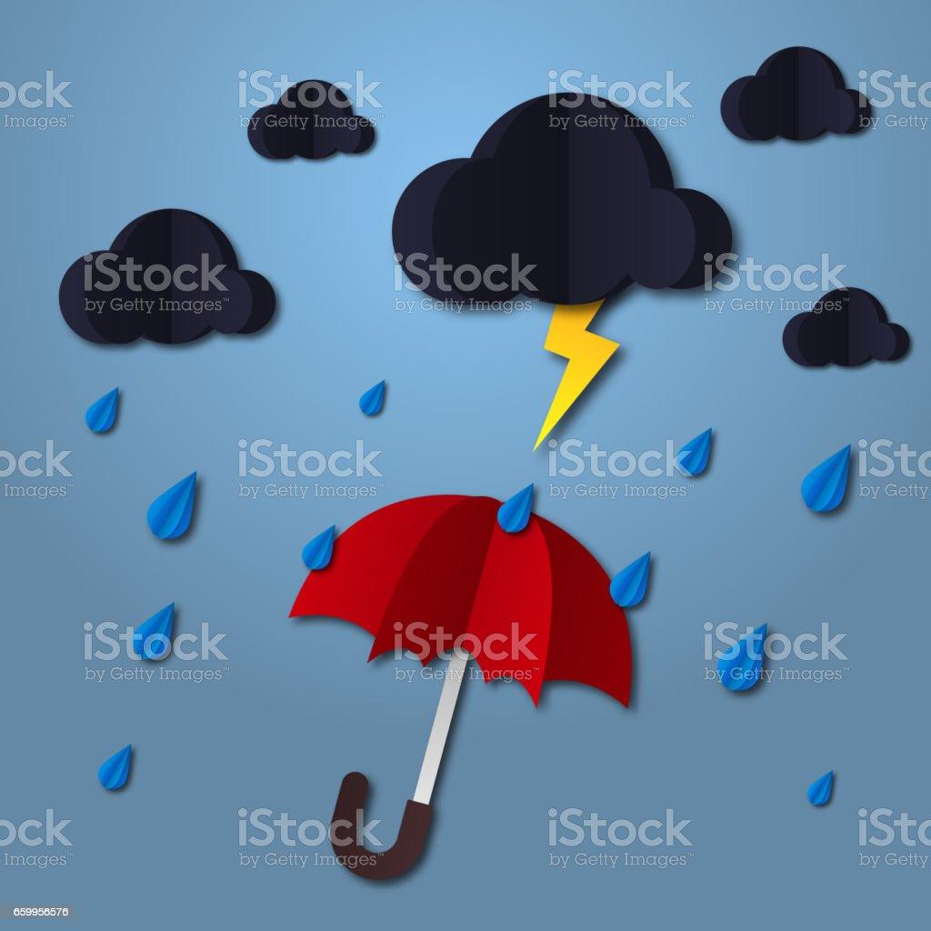Wunderbar Malvorlagen Regenschirm Regen Fotos - Malvorlagen Von ...