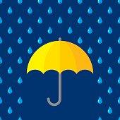 istock Umbrella Rain 636035456
