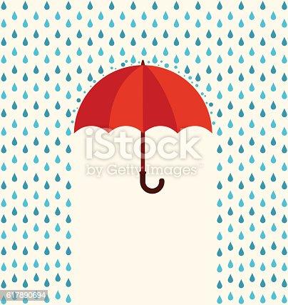 istock Umbrella 617890694