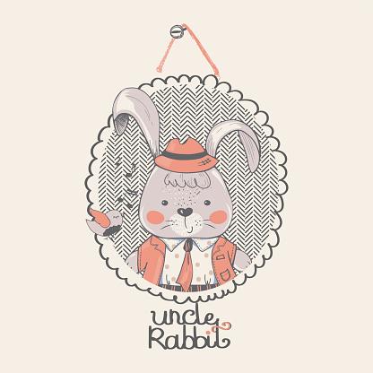 unccle rabbit