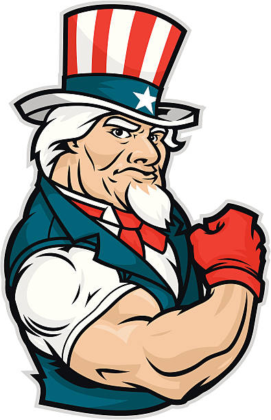 Best Uncle Sam Illustrations, Royalty-Free Vector Graphics ...