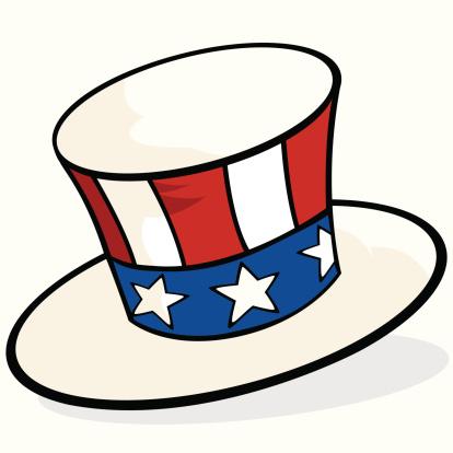 Uncle Sam's Top Hat