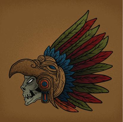 Undead Aztec Warrior