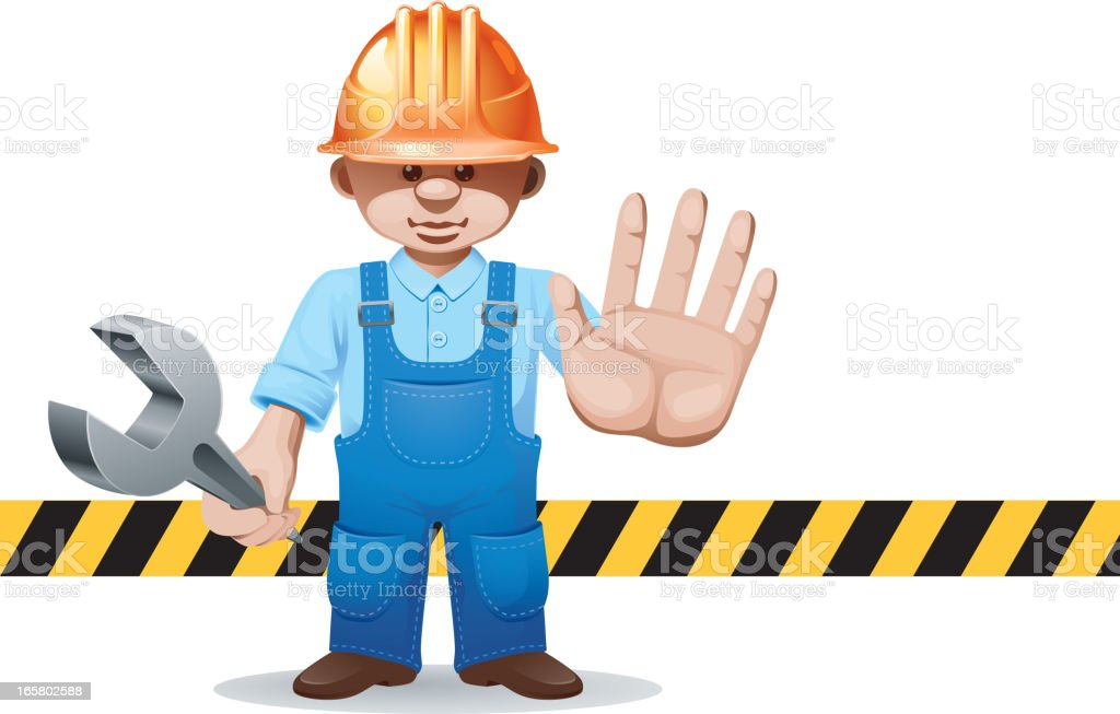 Under construction royalty-free under construction stock vector art & more images of adult