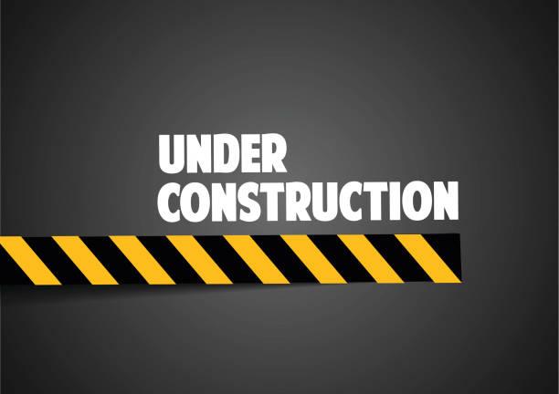 illustrations, cliparts, dessins animés et icônes de en cours de construction  - chantier
