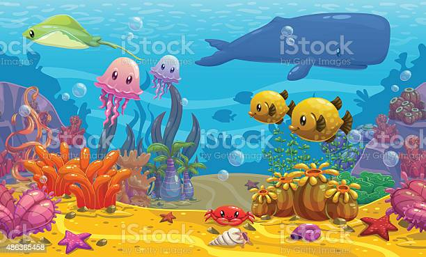 Undersea landscape vector id486365458?b=1&k=6&m=486365458&s=612x612&h=haikafftsylbljww2osx  t7cgoxny2 sk 9o 9tpbu=