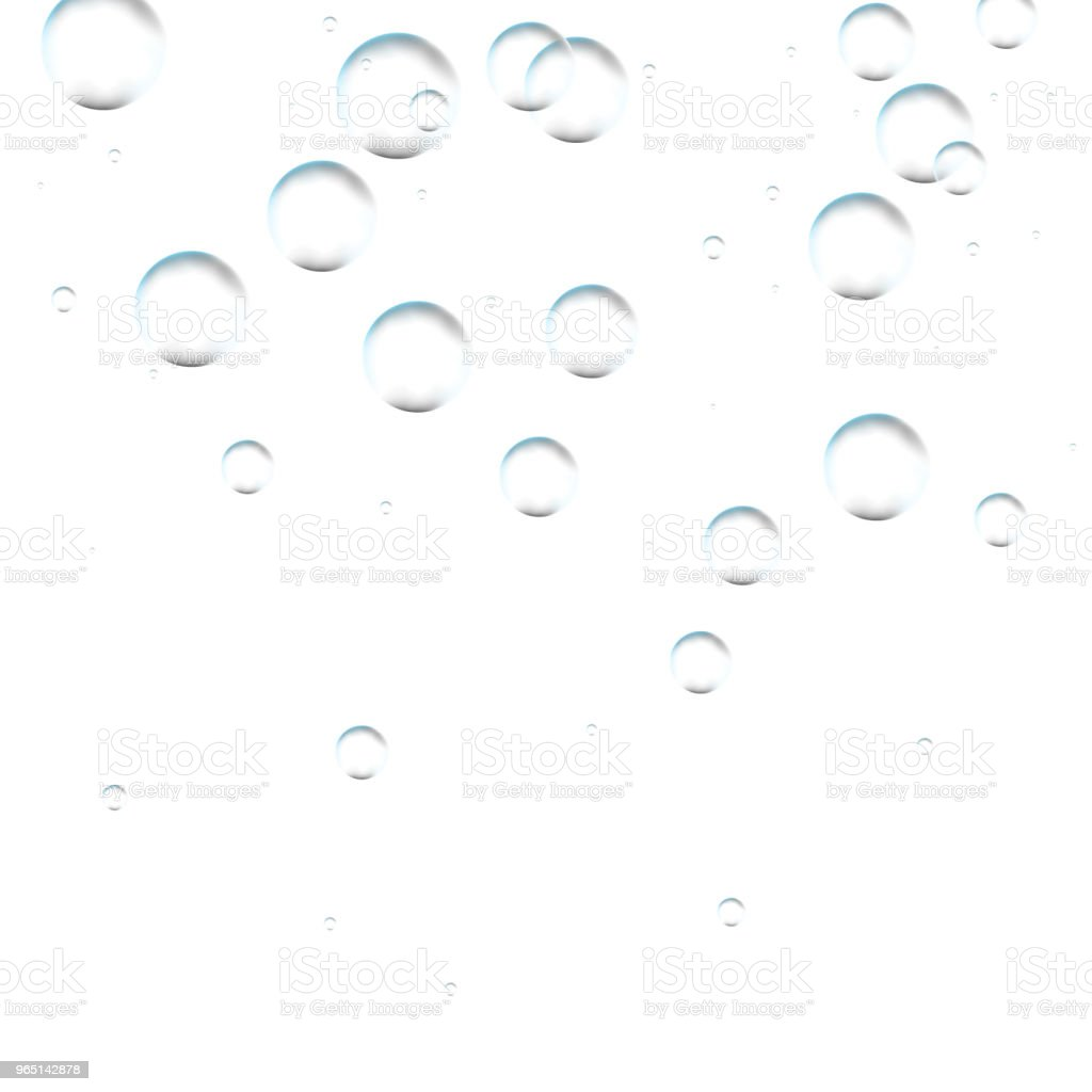 Underwater fizzing air bubbles stream on white background. Fizzy sparkles in water, sea, aquarium. Soda pop. Champagne. Effervescent drink. Undersea vector texture. royalty-free underwater fizzing air bubbles stream on white background fizzy sparkles in water sea aquarium soda pop champagne effervescent drink undersea vector texture stock vector art & more images of belarus