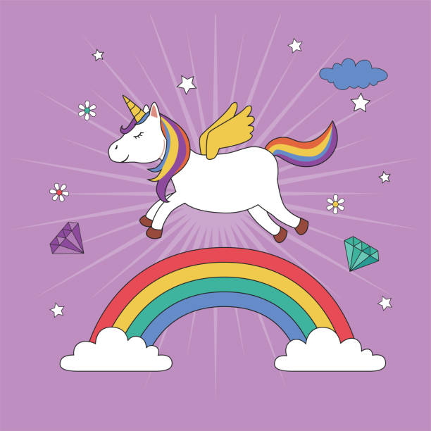 Best Person Jumping From A Rainbow In The Sky ...