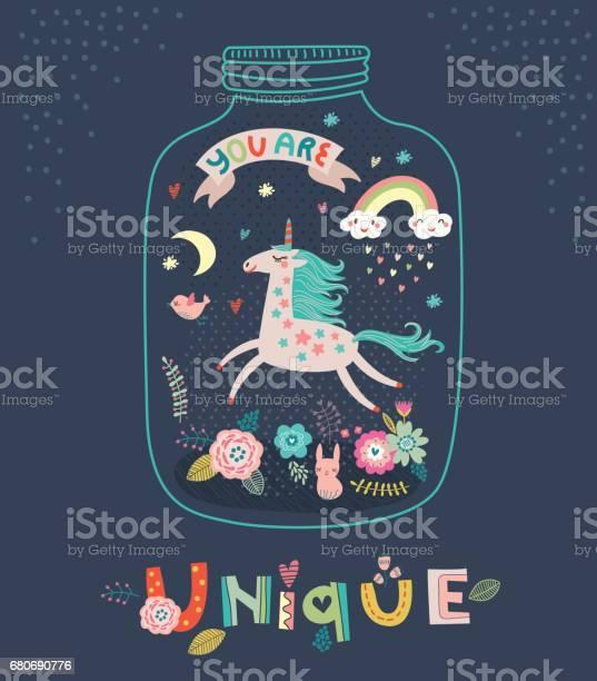 Unicorn greeting card vector id680690776?b=1&k=6&m=680690776&s=612x612&h=1mviekfeigpm6st2qupevzdggek38qu3rg77bft1iqo=