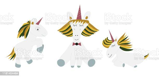 Unicorn horse colorful and various gestures cute unique illustration vector id1181454484?b=1&k=6&m=1181454484&s=612x612&h=83d1zuywfuvbtycua8njizov8cas2kbb9o2odgqpkry=