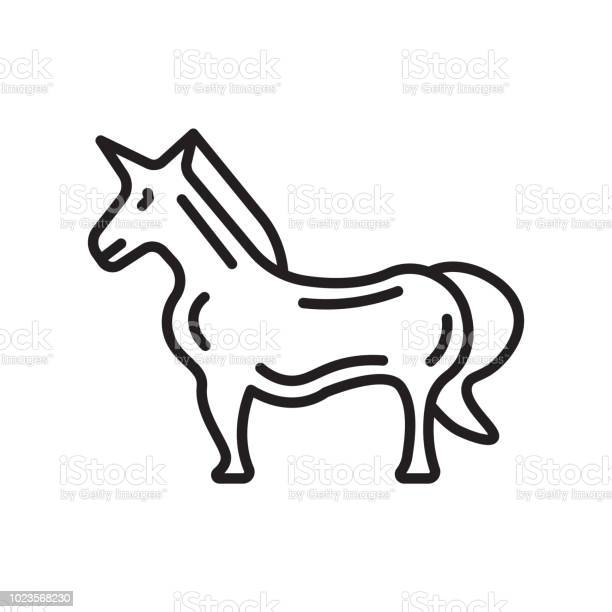 Unicorn icon vector sign and symbol isolated on white background vector id1023568230?b=1&k=6&m=1023568230&s=612x612&h=cp132ph ugozdvd5tabgmfqd6k7wbqwnf9xplr3isbq=