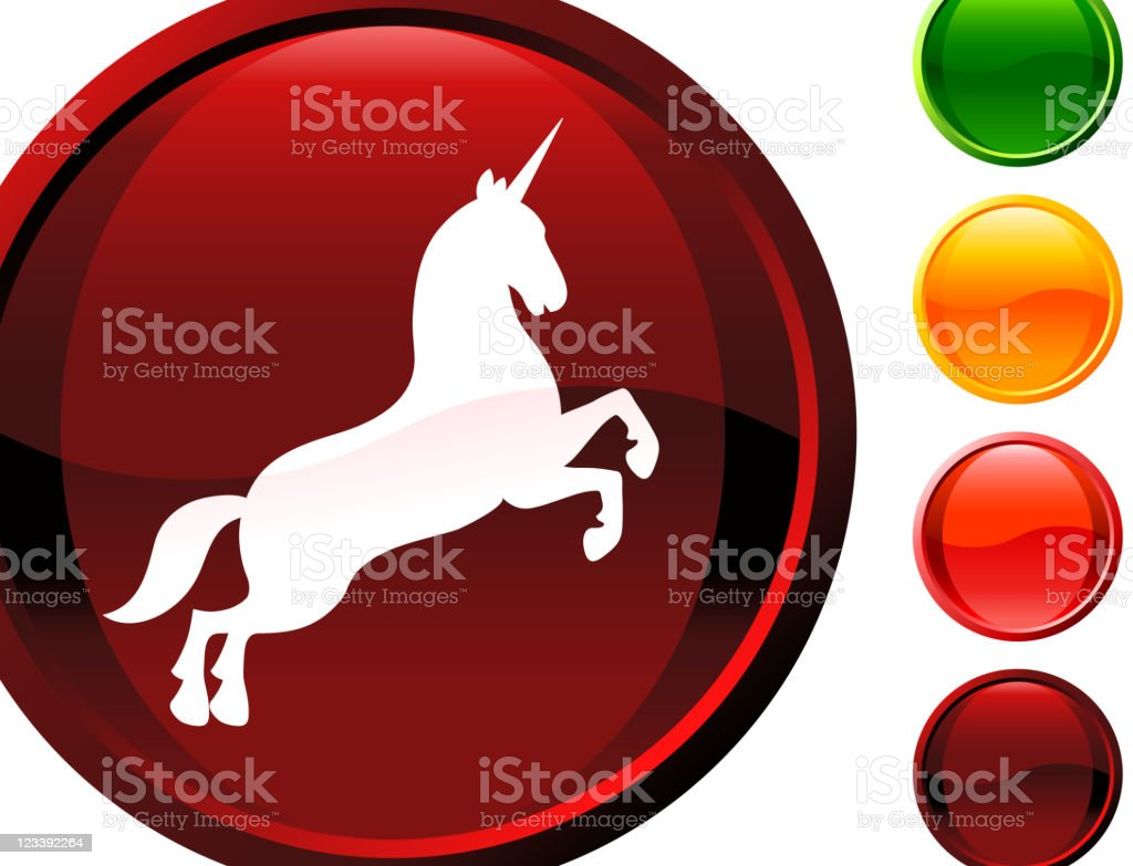 unicorn internet royalty free vector art royalty-free stock vector art