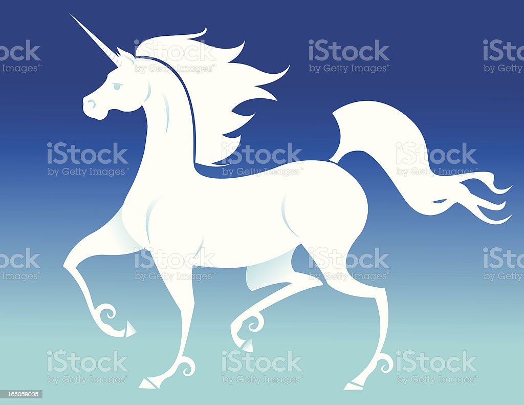 Unicorn royalty-free unicorn stock vector art & more images of animal
