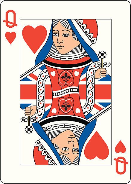 Free Queen Of Hearts Playing Card Vector Art Images Graphics 29 Free Downloads