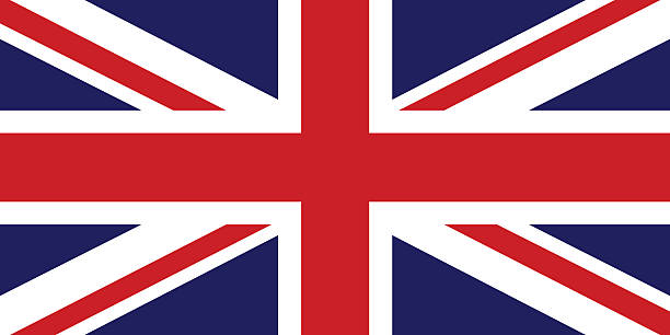 union jack - union jack flag stock illustrations, clip art, cartoons, & icons