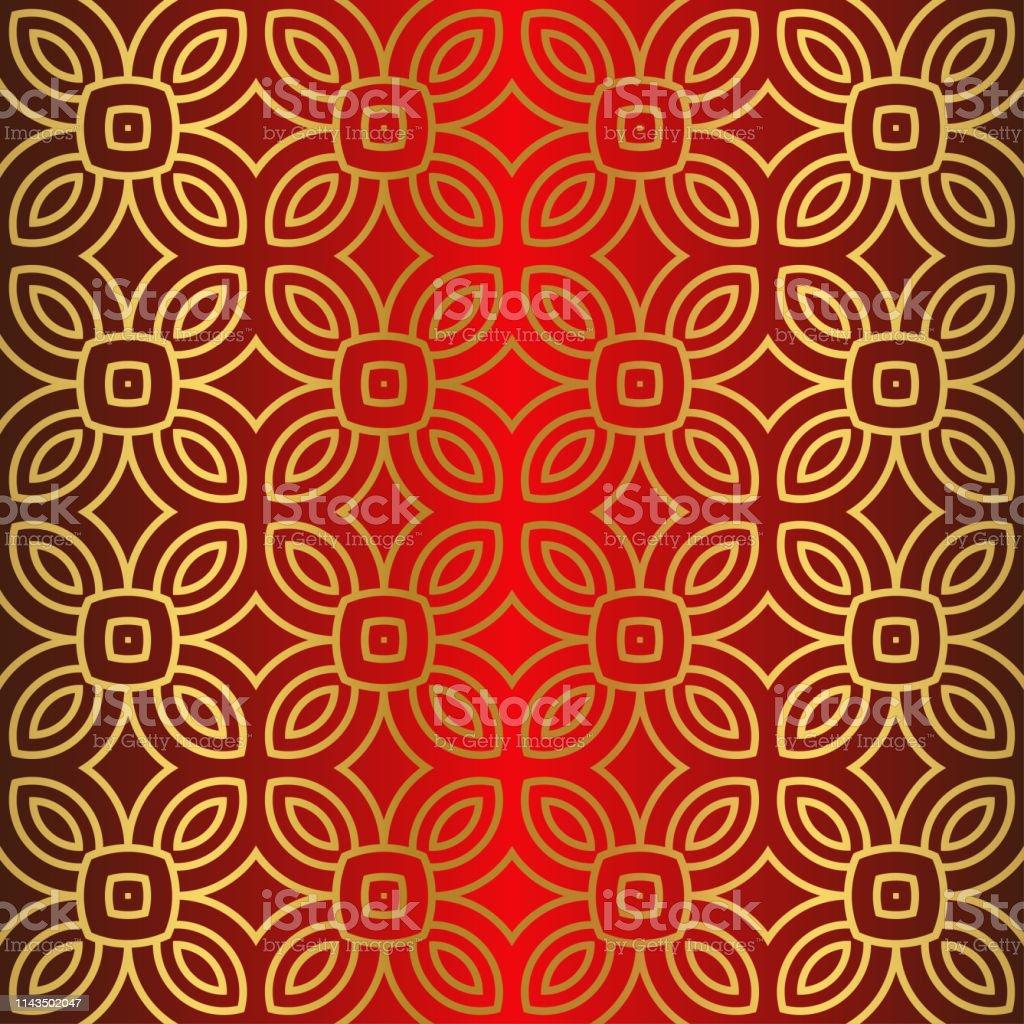 ユニークで抽象的な幾何学カラーパターンシームレスなベクトルイラスト幻想的なデザインのために壁紙背景素晴らしいプリント アールデコのベクターアート素材や画像を多数ご用意 Istock
