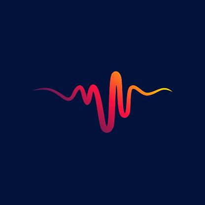 Unique Pulse Logo template designs vector illustration