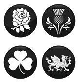 United Kingdom emblems