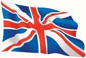 United Kingdom Flag (Union or UnionJack)
