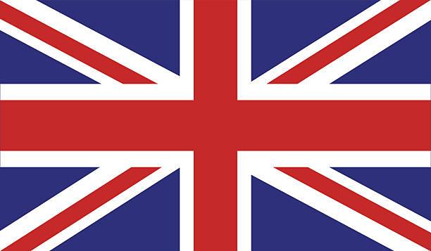 英国国旗 - ユニオンジャックの国旗点のイラスト素材/クリップアート素材/マンガ素材/アイコン素材