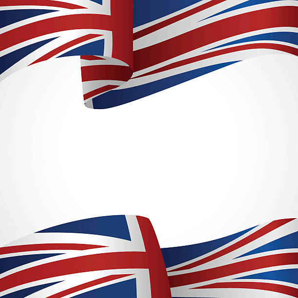 united kingdom insignia - uk flag stock illustrations, clip art, cartoons, & icons