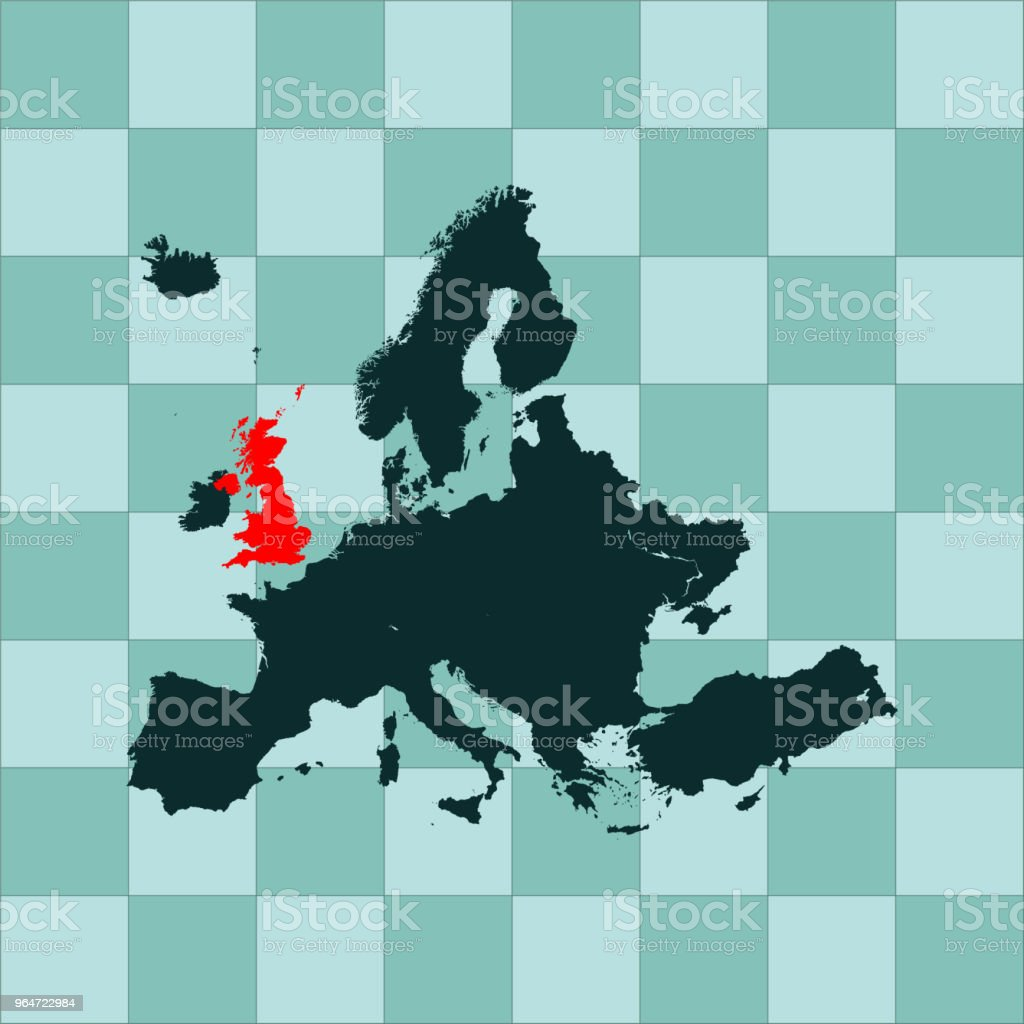 united kingdom map royalty-free united kingdom map stock vector art & more images of cartography