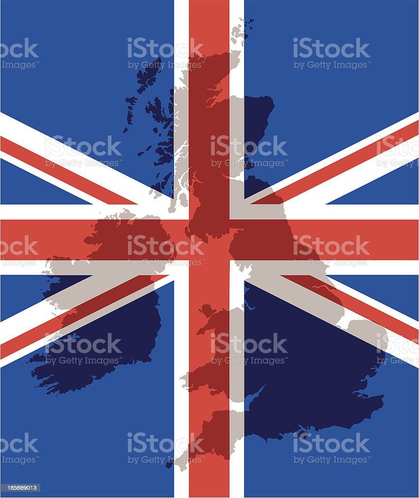 United Kingdom royalty-free united kingdom stock vector art & more images of atlantic ocean
