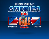 United States, Independence day, sales, commercial events