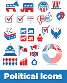 United States Political Icons