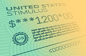 istock United States Stimulus Payment 1214955106